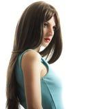 Retrato da mulher sexual nova Imagens de Stock Royalty Free