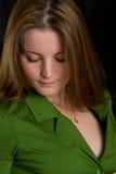 Retrato da mulher 'sexy'. fotografia de stock