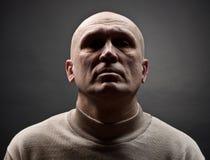 Retrato da pessoa adulta Foto de Stock Royalty Free