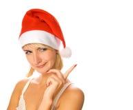Retrato da Sra. Santa Imagens de Stock Royalty Free