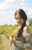 Retrato da vila foto de stock royalty free