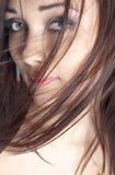 Retrato das mulheres Imagem de Stock