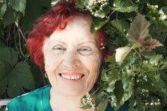 Retrato das mulheres adultas Foto de Stock Royalty Free