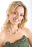 Retrato das mulheres novas imagens de stock royalty free