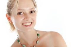 Retrato das mulheres novas foto de stock royalty free