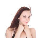 Retrato de adolescente femenino atractivo Fotografía de archivo libre de regalías