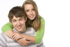 Retrato de adolescentes Imagen de archivo