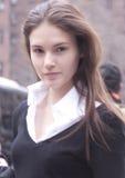Retrato de Amanda Ware do modelo de forma Fotos de Stock