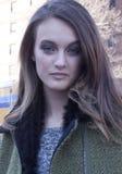 Retrato de Andie Arthur do modelo de forma Fotos de Stock Royalty Free