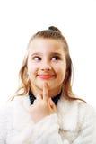 10 anos de menina Imagens de Stock
