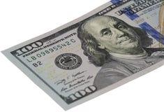 Retrato de Benjamin Franklin Foto de archivo libre de regalías