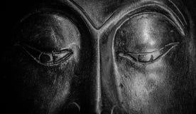 Retrato de Buda aislado Fotografía de archivo libre de regalías