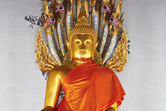 Retrato de Buddha Fotografia de Stock