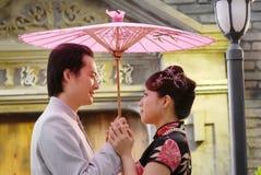 Retrato de casamento Imagem de Stock Royalty Free