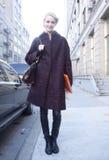 Retrato de Daria Strokous do modelo de forma Imagem de Stock