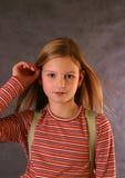 Retrato de Diana Fotografía de archivo