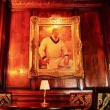 Retrato de Donald Trump fotografía de archivo libre de regalías