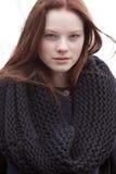 Retrato de Donna Loos do modelo de forma Fotos de Stock Royalty Free