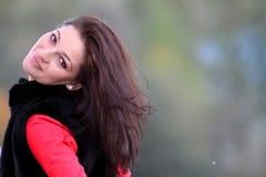 Retrato de Ekaterina Imagem de Stock Royalty Free