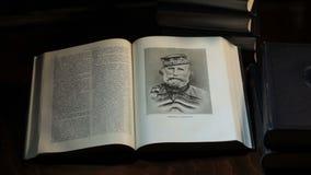 Retrato de Giuseppe Garibaldi