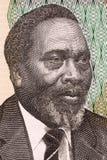 Retrato de Jomo Kenyatta