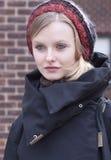 Retrato de Kamila Filipcikova do modelo de forma Imagens de Stock Royalty Free