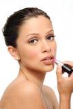 Retrato de la belleza del maquillaje Imagen de archivo