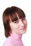 Retrato de la chica joven Fotos de archivo libres de regalías
