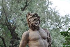 Retrato de la escultura del centauro Fotos de archivo libres de regalías