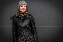 Retrato de la forma de vida de la moda fotos de archivo