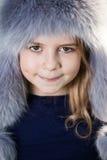 Retrato de la muchacha Foto de archivo libre de regalías