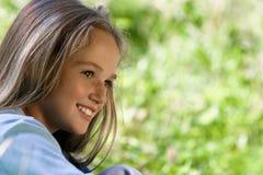Retrato de la muchacha fotografía de archivo libre de regalías