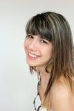 Retrato de la muchacha adolescente Imagenes de archivo