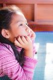 Retrato de la muchacha bonita del adolescente Imagen de archivo