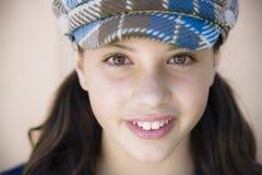 Retrato de la muchacha del tween Imagen de archivo libre de regalías