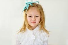 Retrato de la muchacha dulce Imágenes de archivo libres de regalías