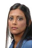 Retrato de la muchacha india fotos de archivo libres de regalías