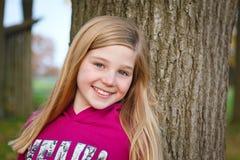 Retrato de la muchacha linda Fotografía de archivo libre de regalías
