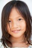 Retrato de la muchacha vietnamita Fotografía de archivo libre de regalías