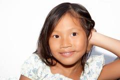 Retrato de la muchacha vietnamita Imagen de archivo