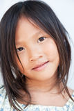 Retrato de la muchacha vietnamita Imagen de archivo libre de regalías