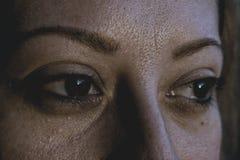 Retrato de la mujer Imágenes de archivo libres de regalías