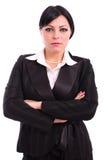 Retrato de la mujer de negocios del succesfull foto de archivo libre de regalías