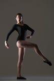 Retrato de la mujer del baile Fotografía de archivo libre de regalías