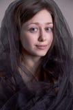 Retrato de la mujer joven fotos de archivo libres de regalías