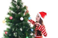 Retrato de la Navidad imágenes de archivo libres de regalías