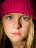 Retrato de la niña foto de archivo libre de regalías