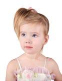 Retrato de la niña hermosa foto de archivo libre de regalías