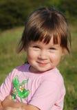 Retrato de la niña Imagenes de archivo