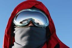 Retrato de los escaladores foto de archivo libre de regalías